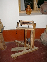 rouet traditionnel